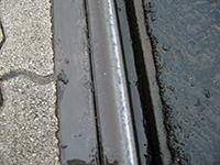 Капитальный ремонт трамвайных путей с использованием битумно-полимерной мастики ИЖОРА® МБП-Г/Шм-75. Тартусское шоссе (Таллинн, Эстония)