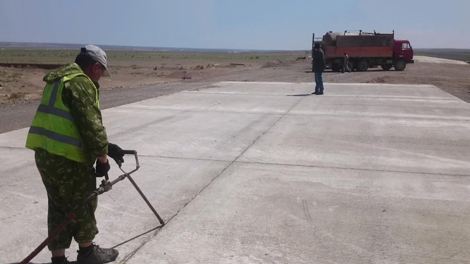 Мастика для стыков аэродромных плит инжпайл-гидроизоляция